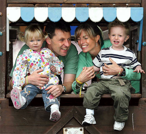 The emotional life of the McCanns - by Dr Kate McCann Punch_10