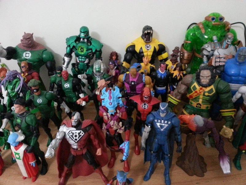 My Marvel Collection + DCUC + MOTUC  NEW !(last page). 20130311