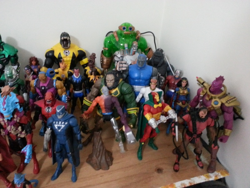 My Marvel Collection + DCUC + MOTUC  NEW !(last page). 20130312