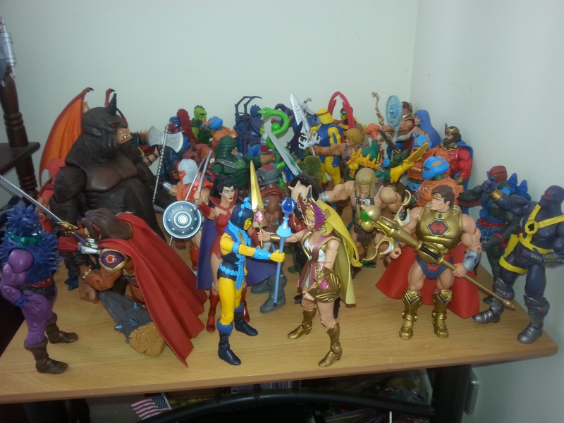 My Marvel Collection + DCUC + MOTUC  NEW !(last page). - Page 2 20131011