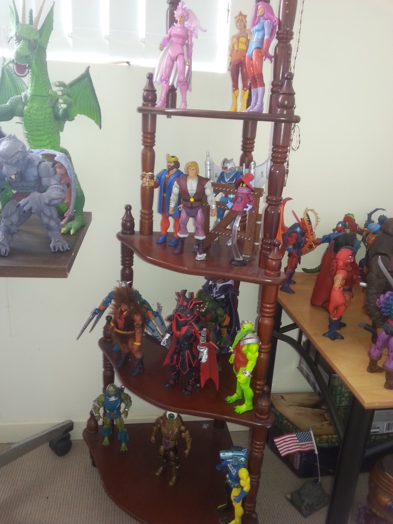My Marvel Collection + DCUC + MOTUC  NEW !(last page). - Page 2 20131012