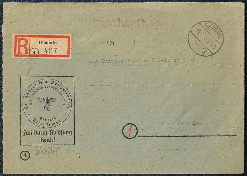 nach - Deutsche Lokalausgaben nach 1945 - Seite 4 110