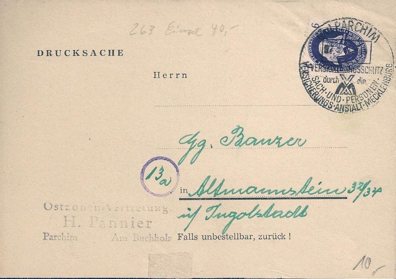 1945 - OPD Schwerin 1945 - 1952 (Teil 2) - Seite 2 1951-010