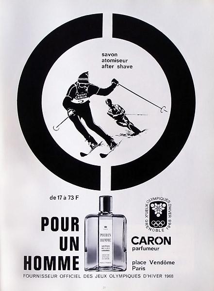 Pour un Homme de Caron 196710