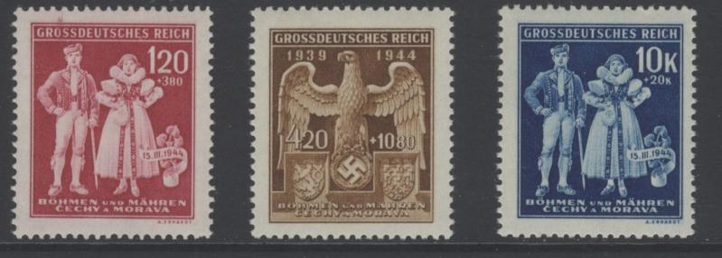 Nachtrag - Deutsche Besetzungsausgaben im II. Weltkrieg - Seite 7 Bahmen11