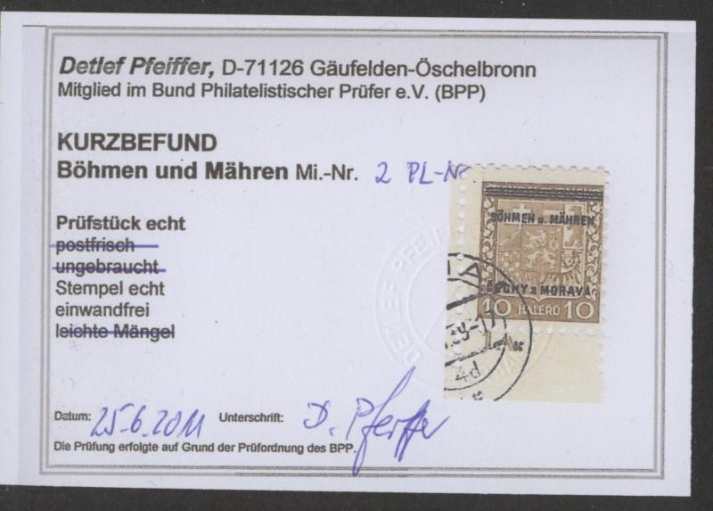 Nachtrag - Deutsche Besetzungsausgaben im II. Weltkrieg - Seite 7 Bahmen14