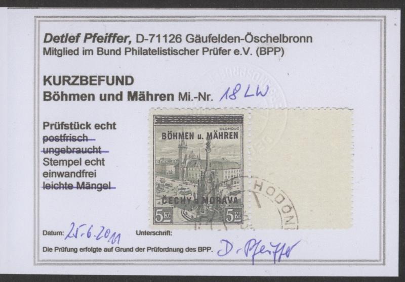 Nachtrag - Deutsche Besetzungsausgaben im II. Weltkrieg - Seite 7 Bahmen16