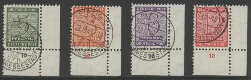Westsachsen (OPD Leipzig) -Sowjetische Besatzungszone- Westsa12
