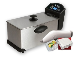 KitchenAdvance AquaChef and Perfect Chop Review & Giveaway Ends 09/10 Ended Aquach10