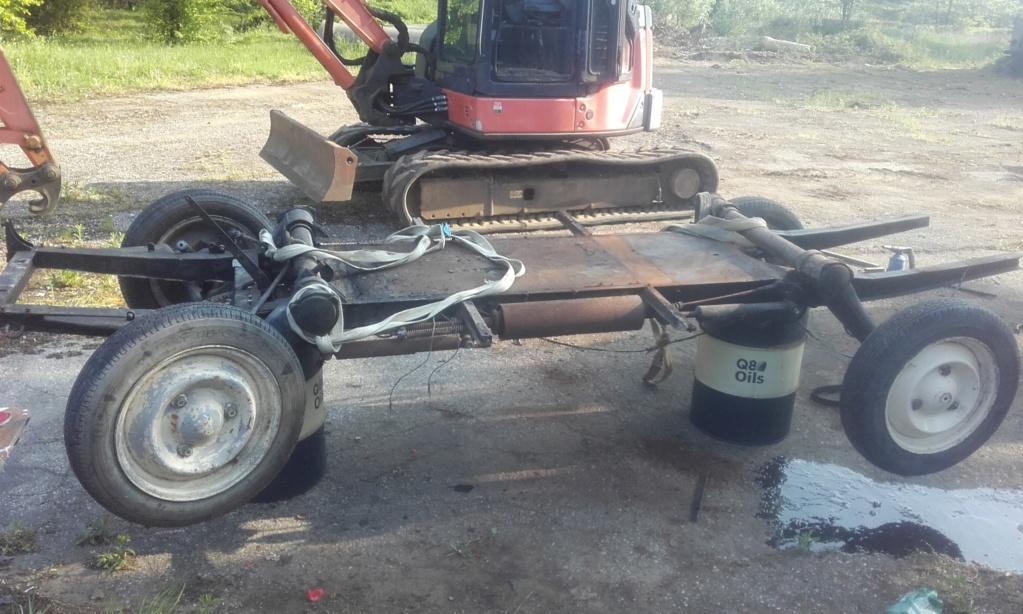 restauration d'une azu glacauto  20180515