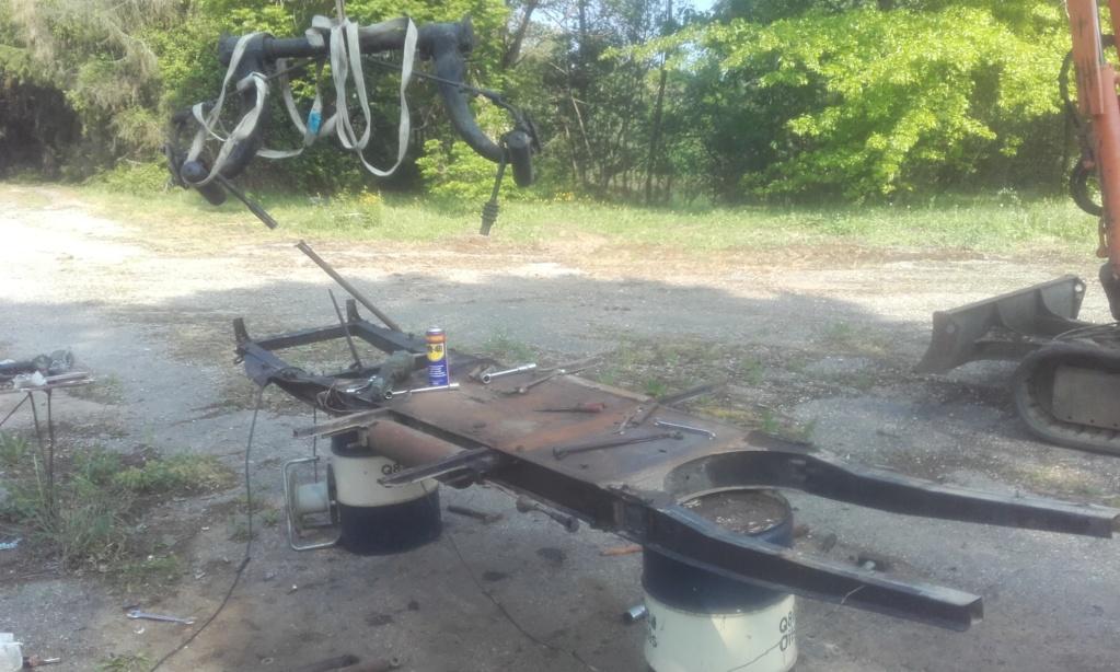 restauration d'une azu glacauto  20180517