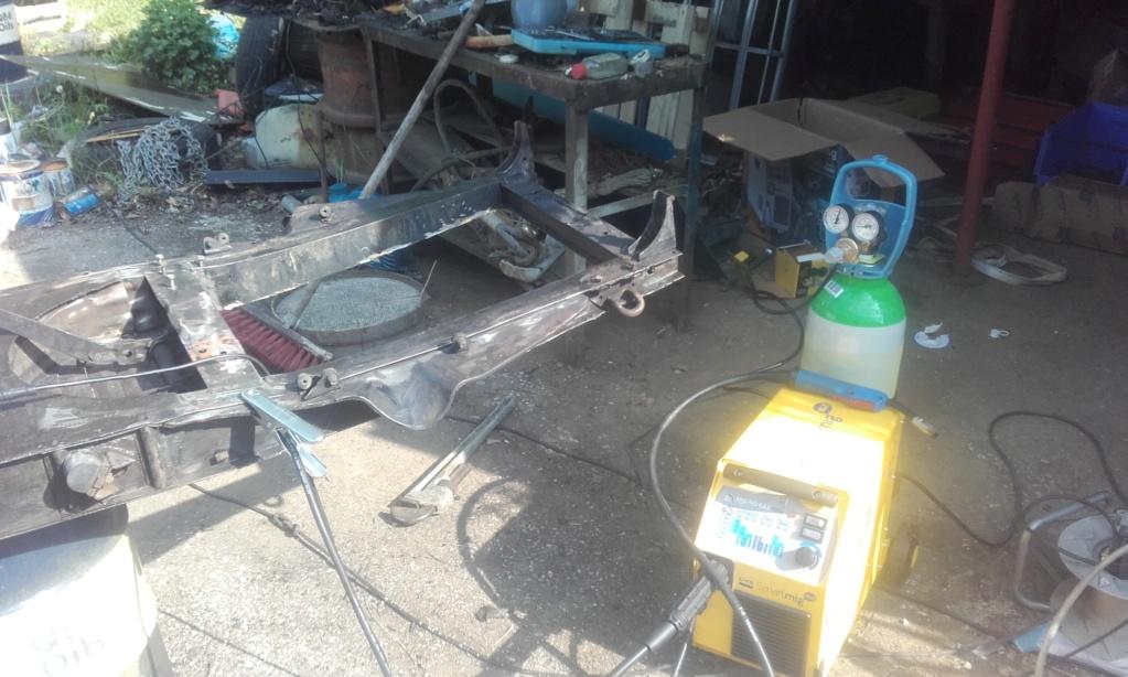 restauration d'une azu glacauto  20180521