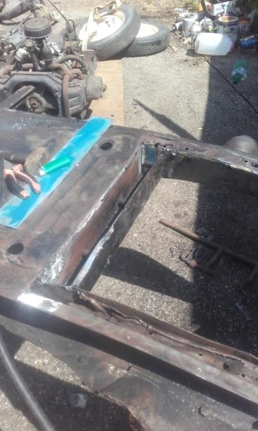 restauration d'une azu glacauto  20180524