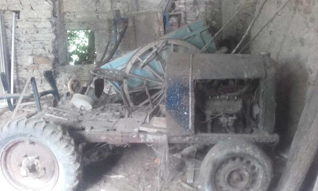 tracteurs agricoles artisanaux sur base CITROËN 20190512