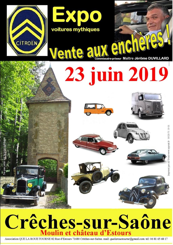 Le Centenaire de CITROËN....partout en France - Page 2 Affich10