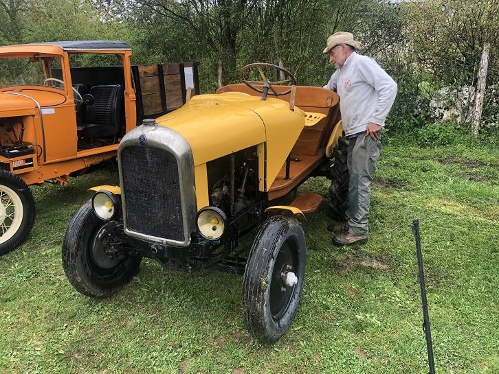 Des CITROËN transformées en tracteur.... - Page 3 Bourse10