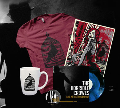 The Horrible Crowes: 'Live at the Troubadour' released as LP/DVD and CD/DVD, Sep. 2013 - Page 3 Thc10
