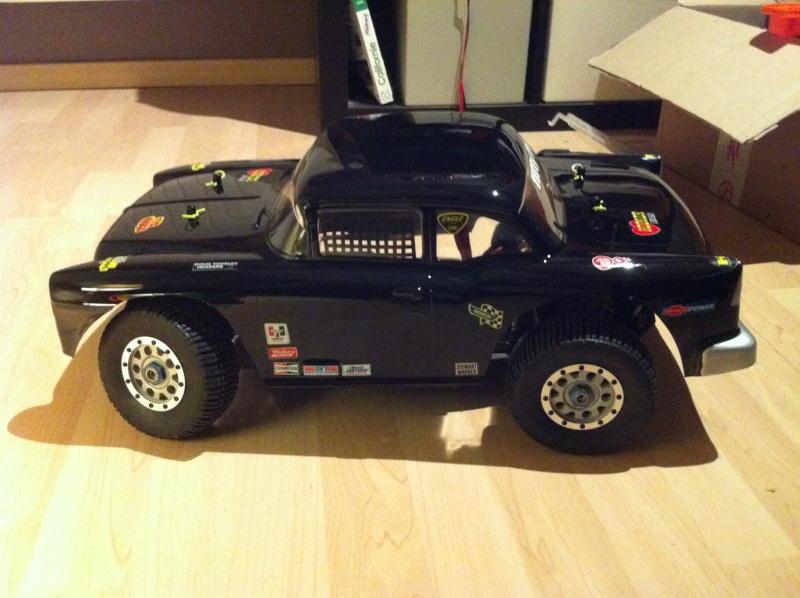 RC8e de Gambler /hybride SC8/SC10 Img_1232