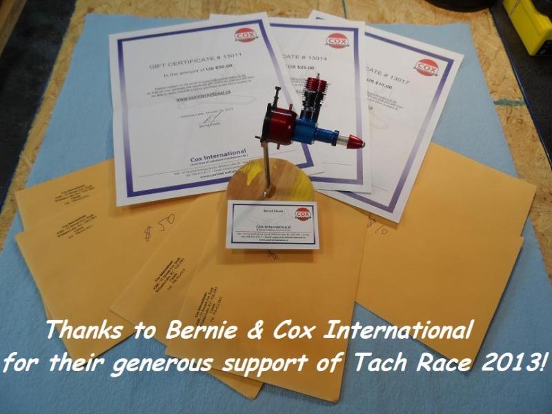Tach Race 2013 Class Photo, All Individual Entries, and Final Race Recap 1_122