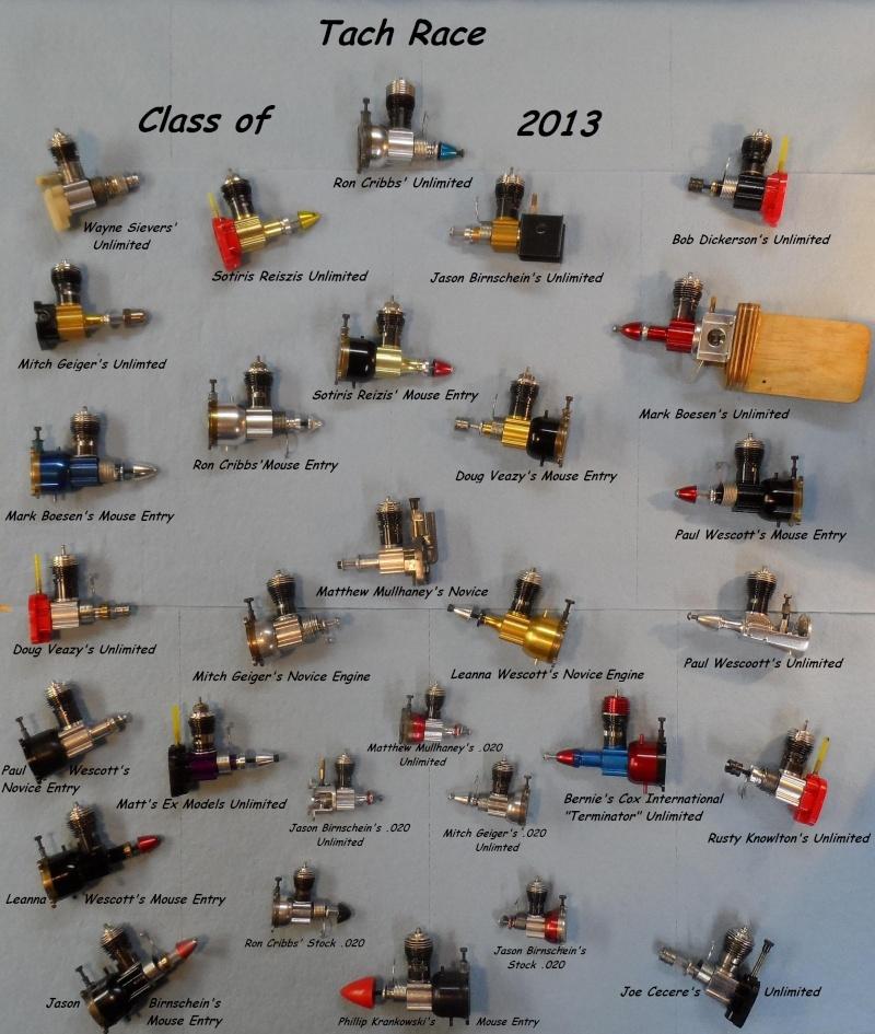 Tach Race 2013 Class Photo, All Individual Entries, and Final Race Recap Class_10
