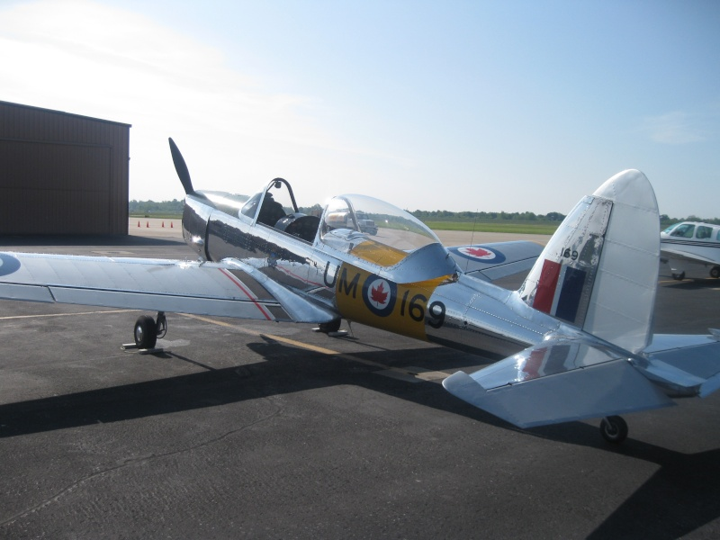 "On the Ramp Right Now:  P-51D ""Swamp Fox"" Visits KCGI  - Page 5 Img_2115"