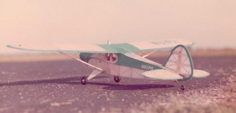 "One of the Coolest, Most Short-Lived Planes I Ever Built...Jetco PA-12 ""Super Cruiser"" Pa-12411"