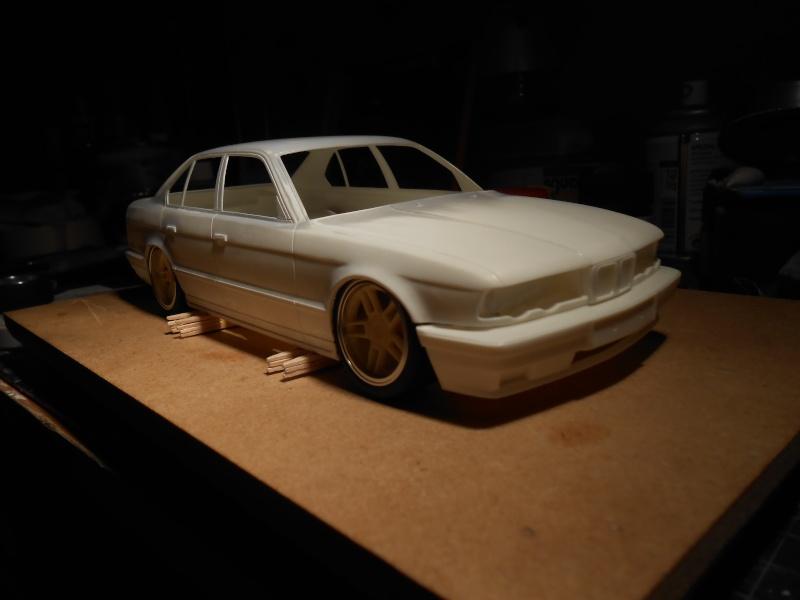 BMW 535i fujimi Dscn0015