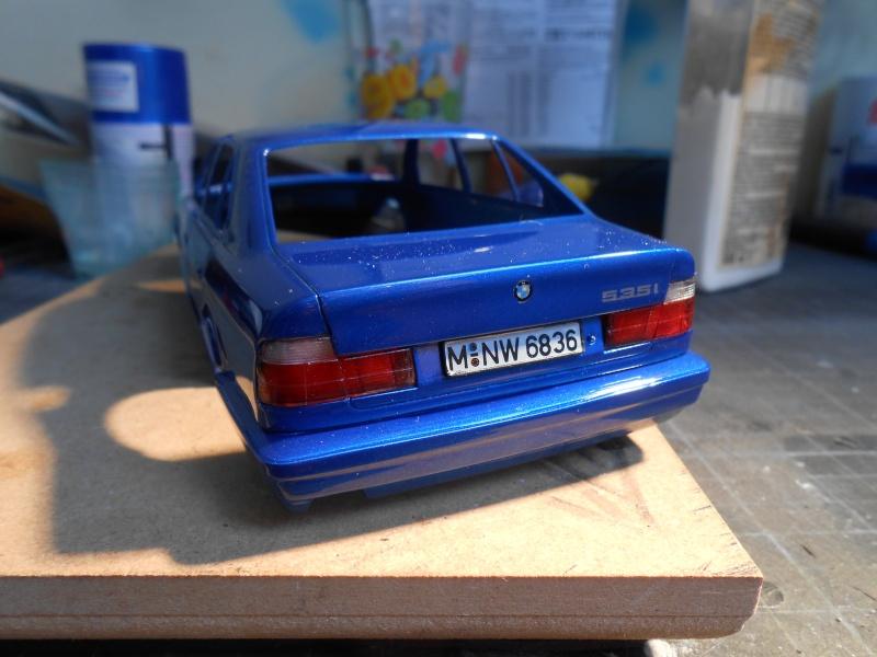 BMW 535i fujimi Dscn0230