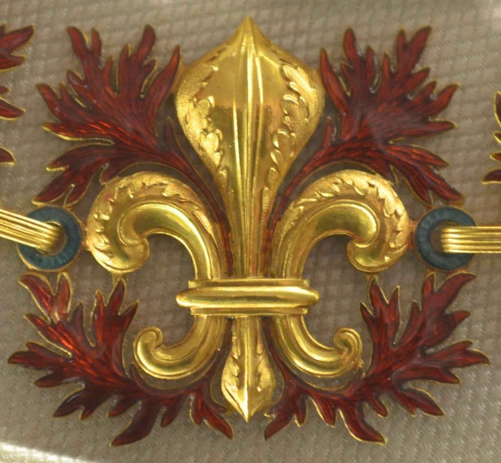 Identification des Armes de France E01_1214
