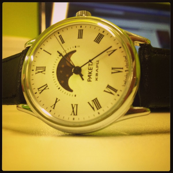 Raketa moon phase Photo110