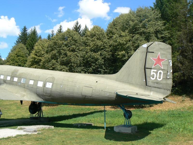 Musée de Svidnik en Slovaquie P1090232