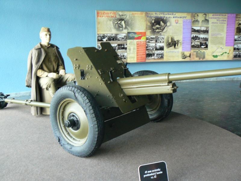 Musée de Svidnik en Slovaquie P1090250