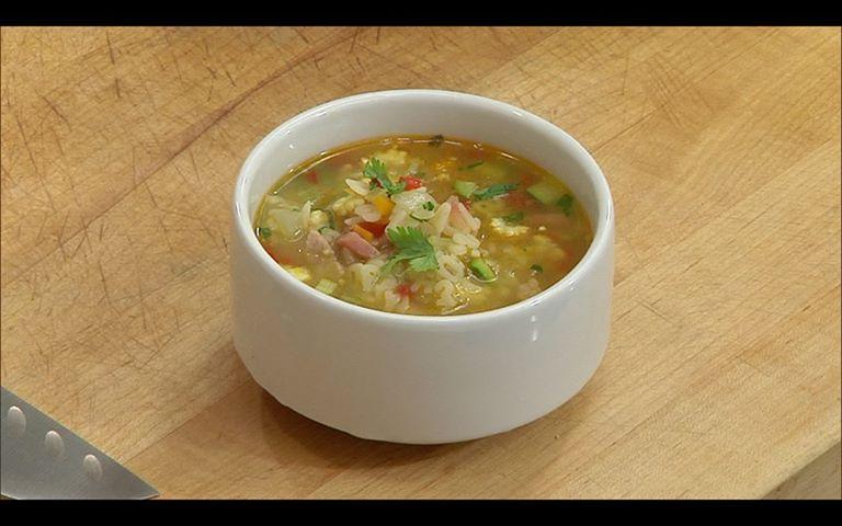Receta de Sopa , cremas  - Página 2 13817810