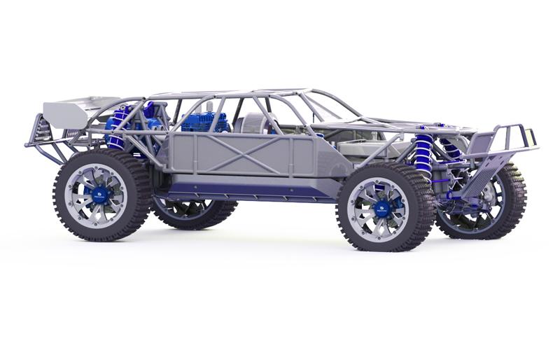 FID RACING  1/4  4WD  T2lbgv10