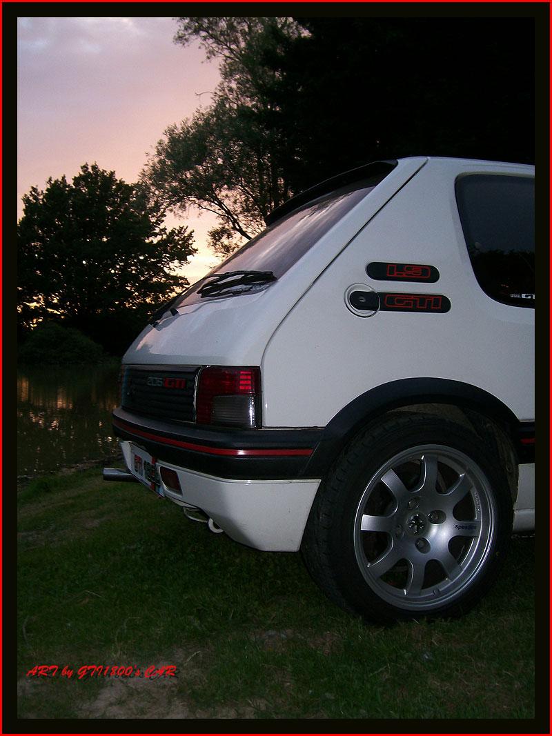 [GTI1800] 205 GTI 1L9 Blanc Meije AM88  - Page 2 100_4019