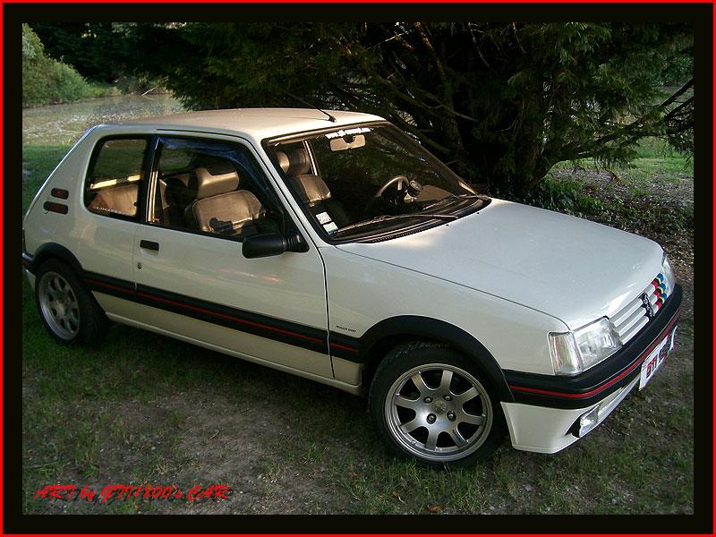 [GTI1800] 205 GTI 1L9 Blanc Meije AM88  - Page 2 100_4110