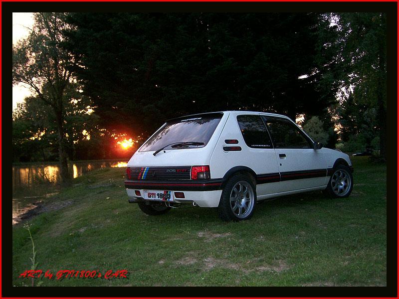 [GTI1800] 205 GTI 1L9 Blanc Meije AM88  - Page 2 100_4111