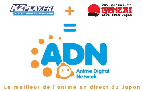 [VOD] KZPlay et Genzai fusionnent ! = ADN ! Adn10