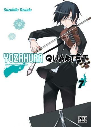 [MANGA/ANIME] Yozakura Quartet Yozaku10
