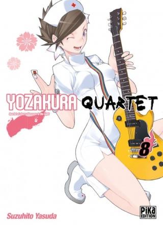 [MANGA/ANIME] Yozakura Quartet Yozaku11