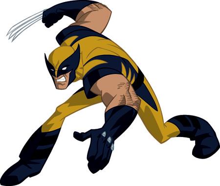 Logan Howlett (Wolverine) Wolver11