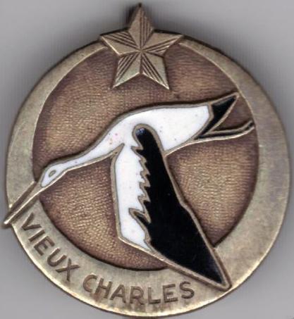 Insignes, Médailles, Ecussons Militaires et Civils Inconn12