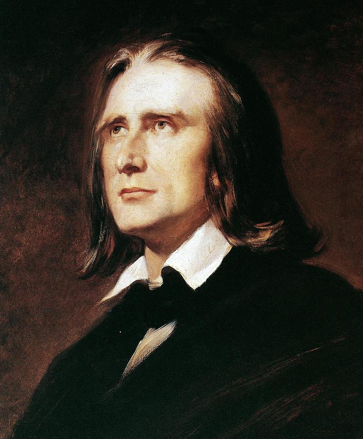 فرانز ليست شيطان البيانو و مبدع القصيد السيمفونى Liszt10