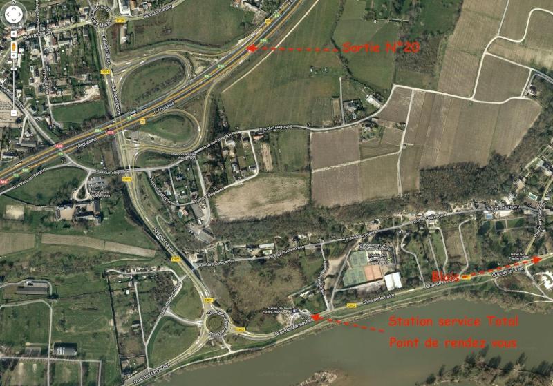 BALADE Chateaux de la Loire et Val de Loire 13-14 Avril 2013 Captur13