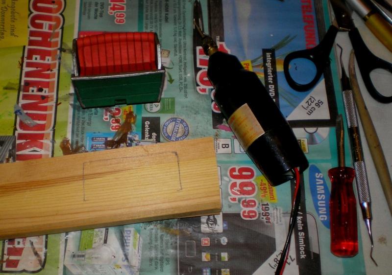 Einachsiger Buggy von Playmobil - Umbau in Variationen 129j2a10