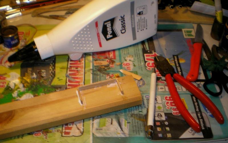 Einachsiger Buggy von Playmobil - Umbau in Variationen 129j2c10