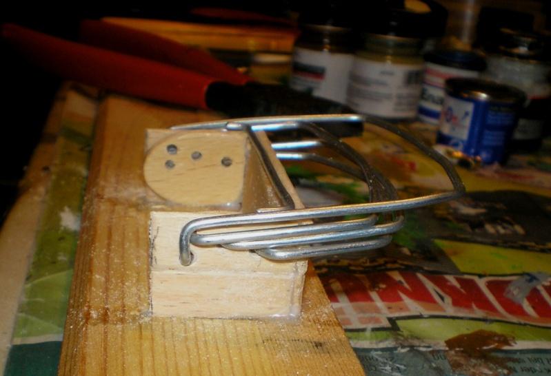 Einachsiger Buggy von Playmobil - Umbau in Variationen 129j3a11