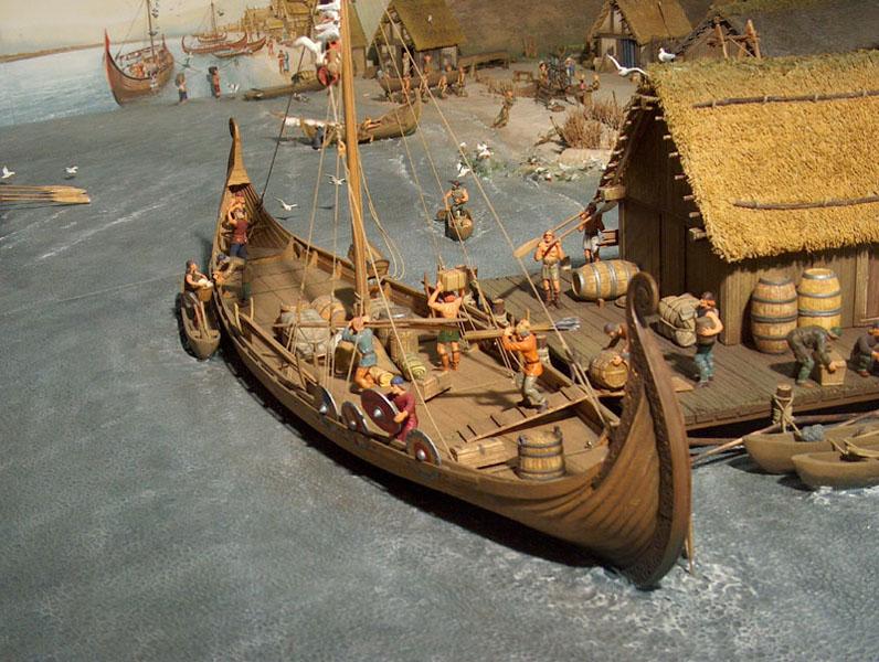 Skuldelevschiff - Ein älterer Bausatz von Billing Boats in 1:25  - Seite 10 Haitha10