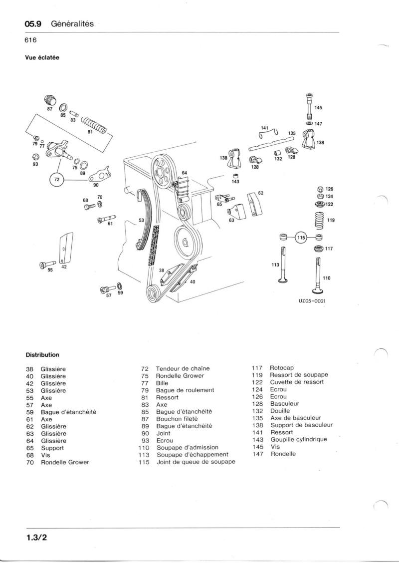 SOS !! quel est ce fragment de pièce alu retrouvé dans cache culbuteurs Unimog10