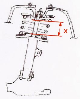 [ BMW e46 325 XI M54 an 2001 ] biellettes de direction. Amorti11
